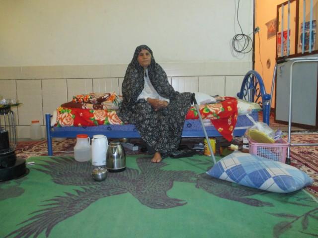 اعضای حلقه های صالحین پایگاه بسیج شهدای زیراب از خانواده شهید کامران دیدار کردند