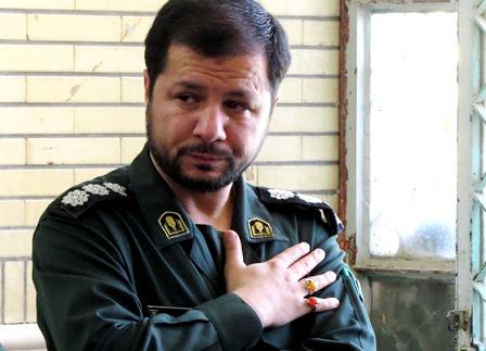 وداع با ابر مردی که صفوف تکفیر در سوریه را شکست/ مردم کازرون در سوگ سردار گریستند+ عکس