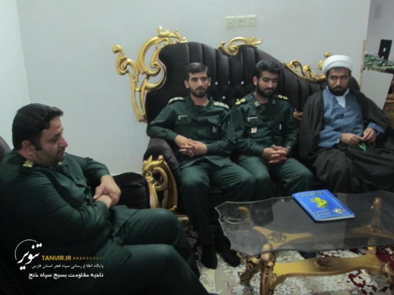 گزارش تصویری : دیدار و تجلیل از مربیان عقیدتی و هادیان سیاسی