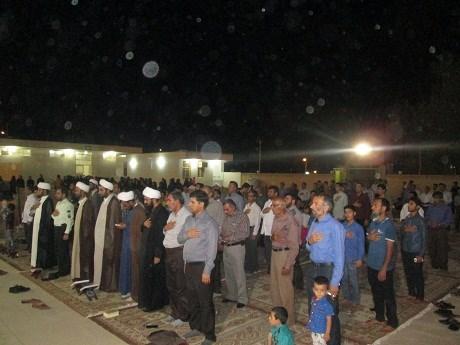 برگزاری محفل انس با قرآن کریم در چاهورز لامرد