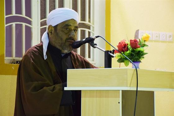 برگزاری ویژه برنامه هفته وحدت در روستای زین الدین-اشکنان