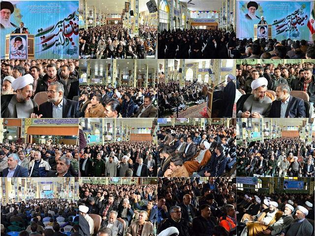 همایش بزرگ بصیرت در نهم دیماه به روایت تصاویر