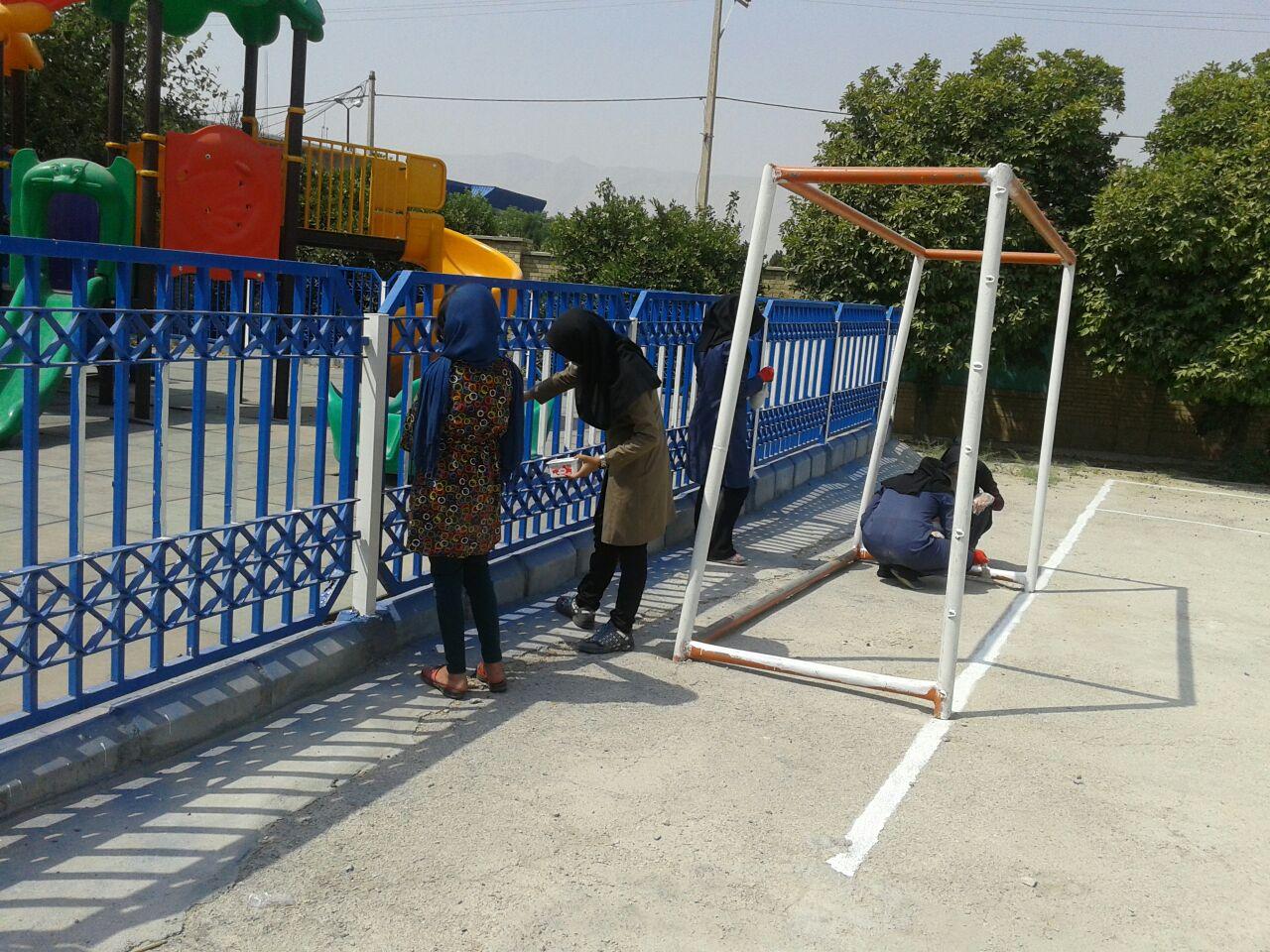 پایان اردوها ی جهادی 3روزه در شهر کازرون