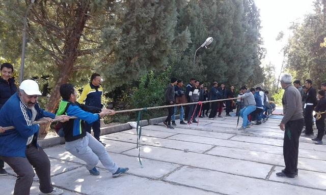 برگزاری مسابقات قهرمانی پیاده روی عمومی به روایت تصویر