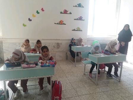 افتتاح مدرسه تمدن سازان ایران اسلامی درهفته دفاع مقدس