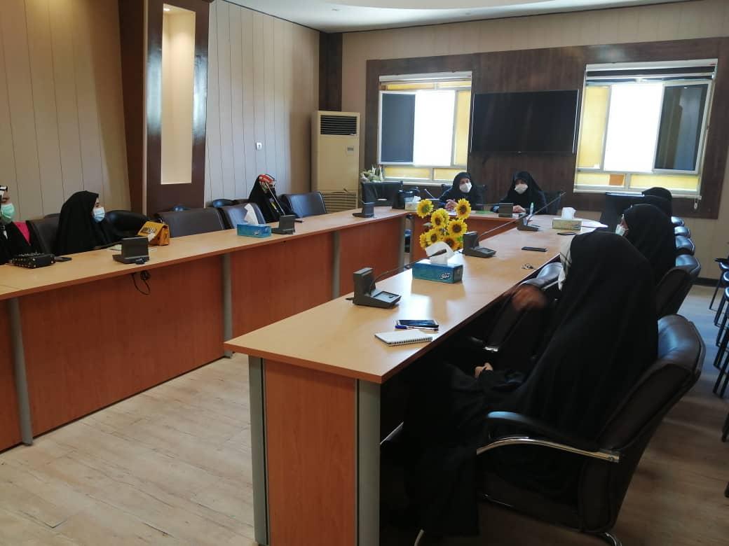اولین دوره سروش تشکیلاتی دانشگاه های فارس با حضور مدیران جنبشی ناحیه
